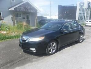 2010 Acura TL w/Tech Pkg SH-AWD top of the line, CERTIFIED+WRTY