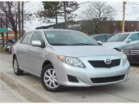 2009 Toyota Corolla CE Power Pkg! *Accident Free* LOW KM!! Mississauga / Peel Region Toronto (GTA) Preview