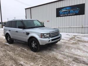 2007 Range Rover Sport Supercharged AWD -FINANCING AVAILABLE!