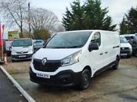 2014 RENAULT TRAFIC 1.6 dCi LL29 Business Low Roof Van 5dr