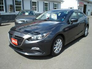 2014 Mazda Mazda3 We finance 0 money down &  cash back* TOURING