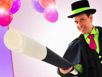 Magicien pour enfants – spectacle de magie pour fête d'enfant