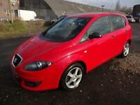 SEAT ALTEA 1.9 TDi REFERENCE SPORT 105~55/06~MANUAL~MPV~VERY SOLID TURBO DIESEL