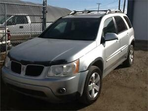 2006 Pontiac Torrent $3500 1831 SASK AVE