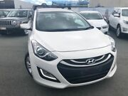 2013 Hyundai i30 GD Active Tourer White 6 Speed Sports Automatic Wagon Aspley Brisbane North East Preview