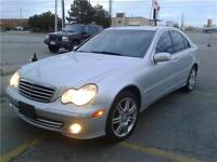 2007 Mercedes-Benz C-Class 3.0L AVANTGARDE City of Toronto Toronto (GTA) Preview