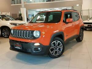 2015 Jeep Renegade NORTH **HEATED SEATS-STEERING-WE FINANCE**