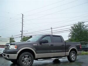220$ bi weekly oac! F-150 LARIAT!!! 149000 KM , GREAT SHAPE