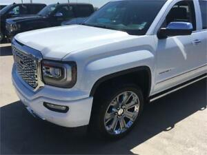 2017 GMC SIERRA 1500 DENALI ULTIMATE PACKAGE 6.2 black WHITE