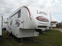 2011 Laredo 326LT 2 bedroom 5th Wheel Trailer - 3 Slideouts
