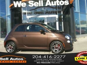 2015 Fiat 500 *Clean Car History* Local Vehicle*