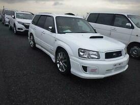 image for 2004 Subaru Forester STI - 6 Speed Manual SUV Petrol Manual