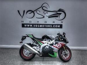 2017 Aprilia RSV4 RF- Stock#V2758NP- No Payments For 1 Year**