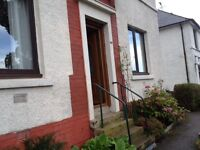 2 bedroom, furnished, ground floor flat with own door and garden. Close to ARI and city centre.