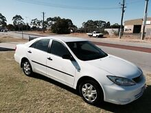 2002 Toyota Camry 4CYL AUTO Altise White Automatic Wangara Wanneroo Area Preview