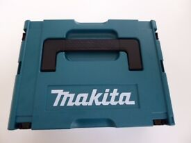 Makita DHP482Z 18 V 62Nm Combi Drill & MakPack Drill Case- New