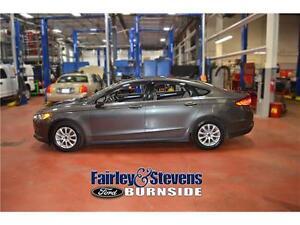 2015 Ford Fusion S! Reverse Camera! Remote Start!