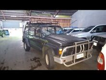 1993 Nissan Patrol RX (4x4) RX (4x4) 5 Speed Manual 4x4 Wagon Kent Town Norwood Area Preview