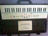 Vintage CASIO Casiotone MT-45 Keyboard
