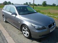2008 BMW 520 2.0TD SE Touring pan roof 114021 miles estate shrewsbury