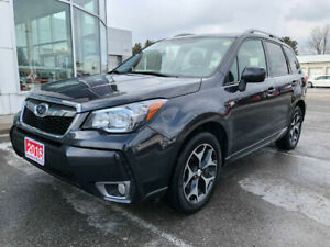 2016 Subaru Forester XT TOURING+SNOW TIRES!