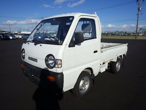 1994 Suzuki Carry 600