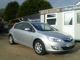 "22010 VAUKHALL ASTRA 1.4 EXCLUSIVE NEW MODEL"" FSH GROUP 3 INS ! ALL CREDIT/DEBIT CARDS ACCEPTED"