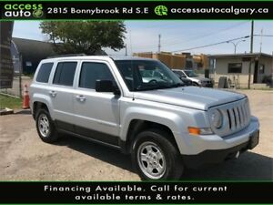 2014 Jeep Patriot 2.4L 4WD North Edition