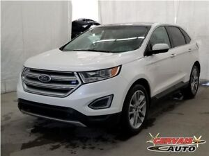 Ford Edge SEL AWD GPS Cuir Toit Panoramique MAGS 2015