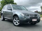 2009 BMW X3 E83 MY09 xDrive20d Steptronic Lifestyle Grey 6 Speed Automatic Wagon Chevallum Maroochydore Area Preview