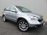 Honda CR-V 2.0 I-VTEC EX Auto, Fabulous Top Specification Family 4x4, Superb Condition Throughout