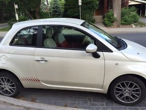 2013 Fiat 500 Coupe (2 door)