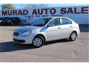 2010 Hyundai Accent 123,000 kms !! AUTOMATIC !!!