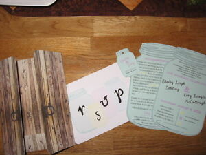 Personalized Invitations for Wedding or Special Events Kitchener / Waterloo Kitchener Area image 4