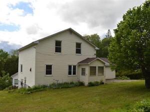 SUPER DEAL - 3 Bdrm Home w/ 1.4 acres, nature, barn, gardens