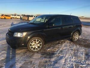 12 Journey R/T Only 36 kms Leather AWD Warranty Financing