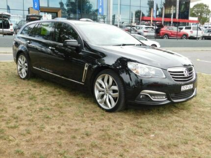 2015 Holden Calais VF MY15 V Black 6 Speed Automatic Sportswagon Belconnen Belconnen Area Preview