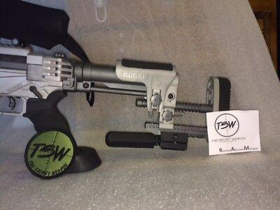 Folding Rifle - Rifle Monopod folding picatinny Rail mount