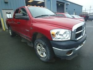 2008 Dodge RAM 1500 ST, LOW KM - NO ACCIDENTS!!