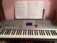 Yamaha PSR-S500 keyboard