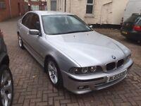 BMW e39 525k Msport auto 2003