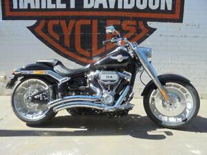2019 Harley-Davidson FAT BOY 114 (FLFBS) Road Bike 1868cc