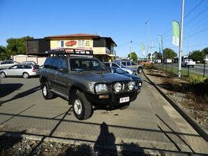 2002 Nissan Patrol GQ II ST Gold & Black Automatic Wagon Waterford Logan Area Preview