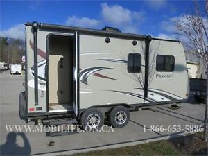 **FAMILY HYBRID TRAILER ** CLEARANCE!!! FOR SALE $3,000 OFF Kitchener / Waterloo Kitchener Area image 3