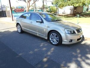 2007 Holden Caprice WM Gold 6 Speed Sports Automatic Sedan Somerton Park Holdfast Bay Preview