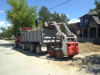 dump trucking service,soil removal,dump to hire