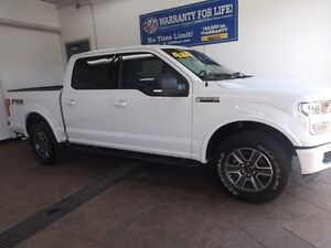 2016 Ford F-150 XLT SPORT 4x4 FX4 OFF ROAD PKG