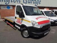 2013 62 IVECO DAILY 2.3 35S11 1D 106 BHP DIESEL