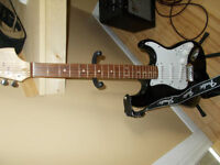 Fender guitar trade for chainsaw or tools