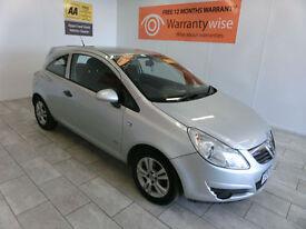 2008 Vauxhall/Opel Corsa 1.2i 16v Breeze